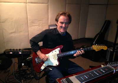 Guitar Great, Greg Liesz (Eric Clapton, Jackson Browne, John Mayer)
